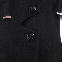 Long Elegant Vintage Trench Coat