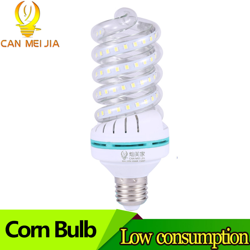 E27 Led Corn Bulb Light 5W 7W 9W 10W 12W 18W 24W 32W LED Lamps SMD2835 220V Chandelier Energy Saving Bombillas Spotlight r7s led lamp 78mm 118mm 5w 10w led r7s light corn bulb smd2835 led flood light 85 265v replace halogen floodlight