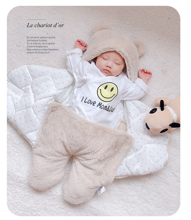 Gigoteuse bébé 3 à 6 mois