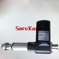 Алюминиевый сплав 12/24/36 V Ход 50-500 мм TGB многофункциональный линейный привод двигателя 2000N/2500N/4000N/6000N