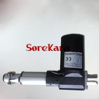 Aluminium Alloy 12/24/36V Stroke 50 500mm TGB Multi function Linear Actuator Motor