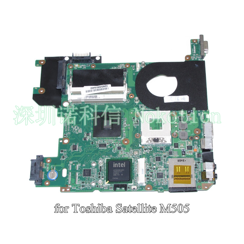 H000013190 PN 08N1-0B23G00 For Toshiba satellite M500 M505 Laptop motherboard GL40 DDR2