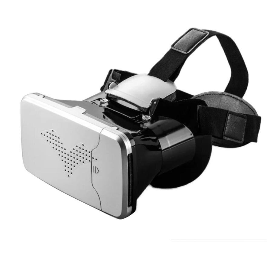Hl 2017 nuevo 3d vr mini plegable gafas de realidad virtual para iphone ma09 lev