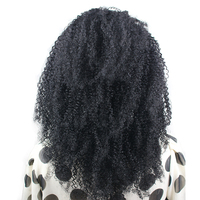 Eseewigs 150 Density Afro Kinky Curly 360 Lace Frontal Wigs Baby Hair Pre Plucked Brazilian Remy Human Hair 360 Lace Wigs Women