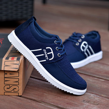 Casual Shoes Men Breathable Canvas For Fashion Espadrilles Flats Luxury Trainers Footwear