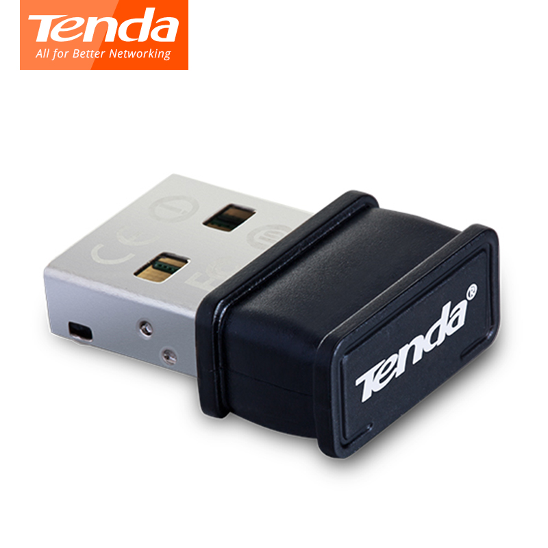 Tenda W311MI Wireless Wifi Usb Adapter Mini 150Mbps Network Adapter USB2.0 Portable WiFi Hotspot Auto-Install Network Card