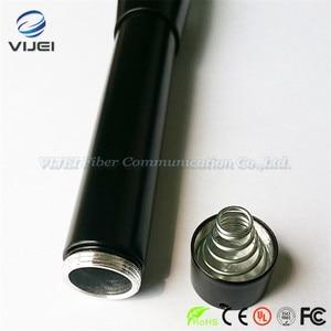 Image 4 - FTTH Tool Fiber Optic Visual Fault Locator VFL 30mW 30km Optical Laser Pen Visual Fault Locator Light Source Pen Type 650nm