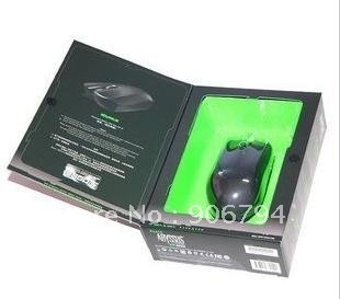 Hell crazy snake game mouse 3500 dpi mirror edition/ordinary edition quality goods box