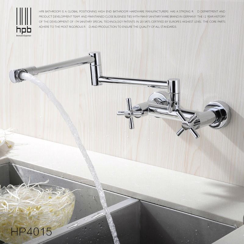 Acquista all 39 ingrosso online cucina a parete rubinetto da - Rubinetto cucina pieghevole ...