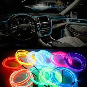 WEINUO Auto LED Strip 1M/3M Ca