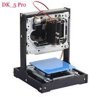 1 UNID 500 mW DIY Láser Grabador USB Impresora Talla Máquina de Alta Potencia de la Caja Rápida área de grabado 38 MM * 38 MM