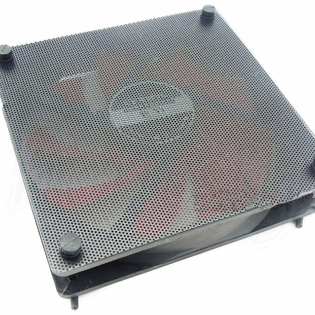 1 шт. 12 см 14 СМ Компьютер ПВХ сетка ПК Корпус Вентилятор Кулер Пылезащитный фильтр чехол пылезащитный чехол шасси пылезащитный чехол 120 мм 140 мм
