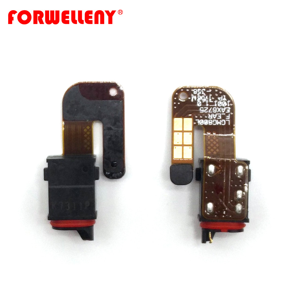 For LG G6 US997 VS988 H870 Earphone Audio Sensor Headphone Jack Flex Cable