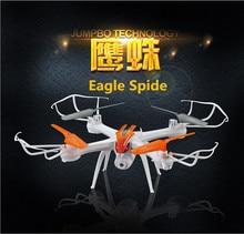 Nova chegada Águia Spide Q7 4CH FPV WI-FI Móvel Real tempo de Transmissão de Vídeo HD 2.0MP Câmera Profissional RC Quadcopter Zangão UFO