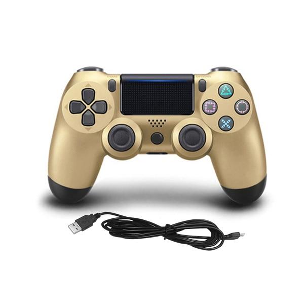 USB Filaire Gamepad Pour PS4 Contrôleur de Jeu Pour Sony Playstation 4 DualShock Vibration Joystick Gamepads Pour PlayStation 4 Contrôle