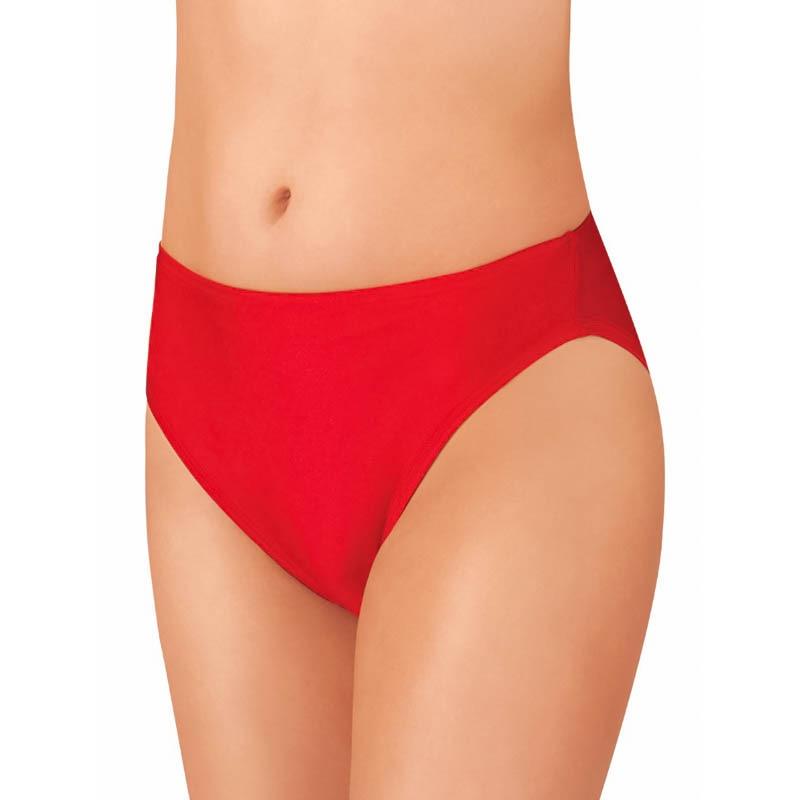 Women's Adult Dancer Ballet Dance Gymnastics Underwear Spandex Quick Dry Skin Lingerie Panties Dance Low Waist Briefs Ballerina