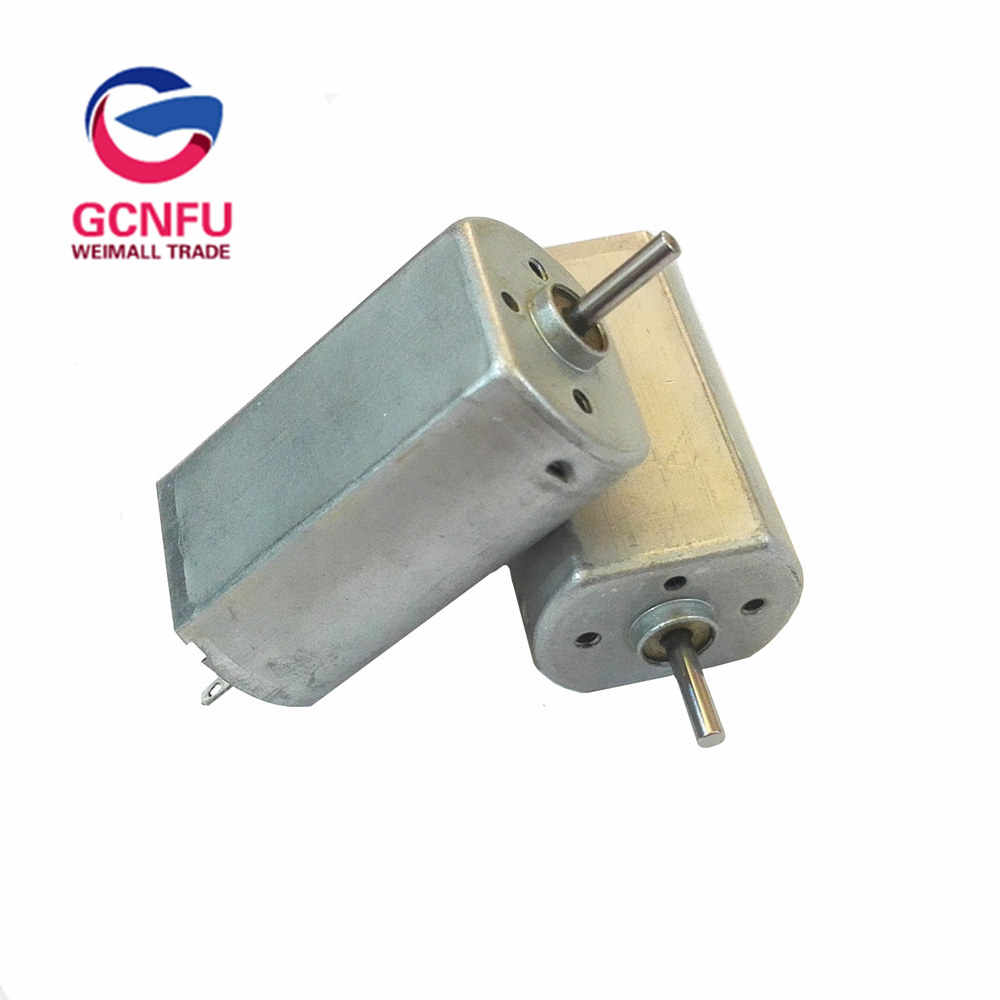 1PCS Wholesale High power high quality 180 DC motor 3-9V 15000RPM large torque with cooling hole free shipping