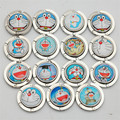 One Piece Doraemon Pattern Bag Hanger Cute Portable Folding Bag Hook Convenient HTA3