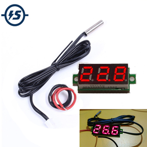 0.28 Inch Red Digital Display