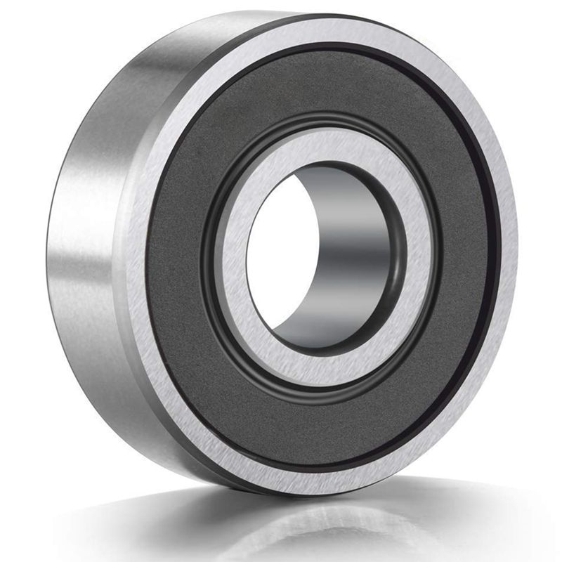 20 Pack <font><b>608</b></font>-<font><b>2RS</b></font> Ball <font><b>Bearing</b></font> - Double Rubber Sealed Miniature Deep Groove Ball <font><b>Bearings</b></font> for Skateboards, Inline Skates, Scoote image