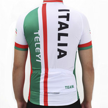 2017 Italy Pro Team Racing Sport Cycling Jersey for Men