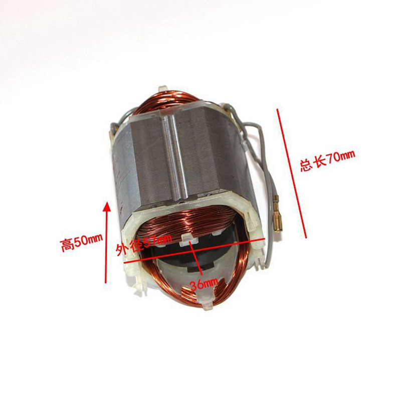 AC220-240V Stator Replacement For DeWALT DW803 DW811 DW810 Black&Decker 6288 Angle Grinder Good Quality Stator
