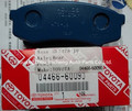 GOOD Rear brake pads  for TOYOTA FJ CRUISER, 4RUNNER , LAND CRUISER PRADO for :Lexus 03-09 GX470 OEM:04466-60090
