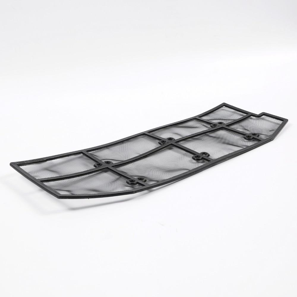 Wtfs нержавеющая сталь ABS решетка для насекомых сетка решетка для гриля вставки сетка от насекомых сетка для Mitsubishi Outlander [QP1137]