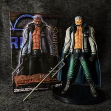 Smoker One Piece Action Figure Model 17cm