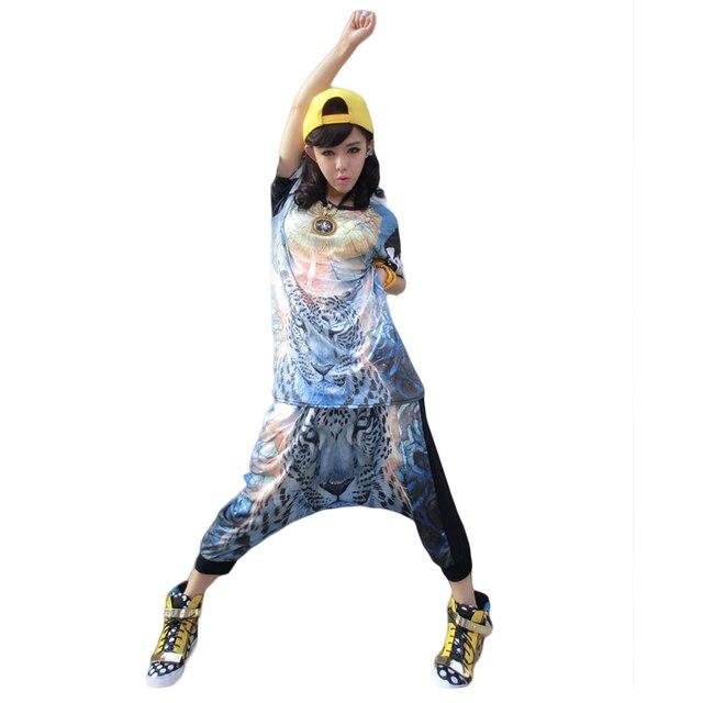 hiphop dans kleding