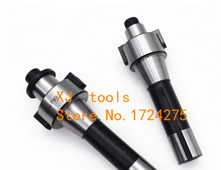 1pcs R8 FMB22 R8 FMB27 R8 FMB32 7 16 thread Face mill tool holder R8 taper