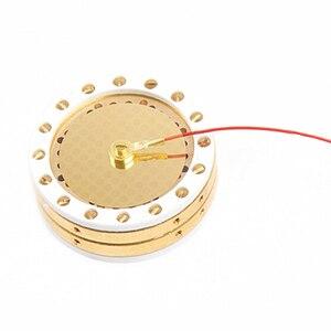 Image 3 - Top Quality 34 mm Diameter Microphone Large Diaphragm Cartridge Core Capsule For Studio Recording Condenser Mic