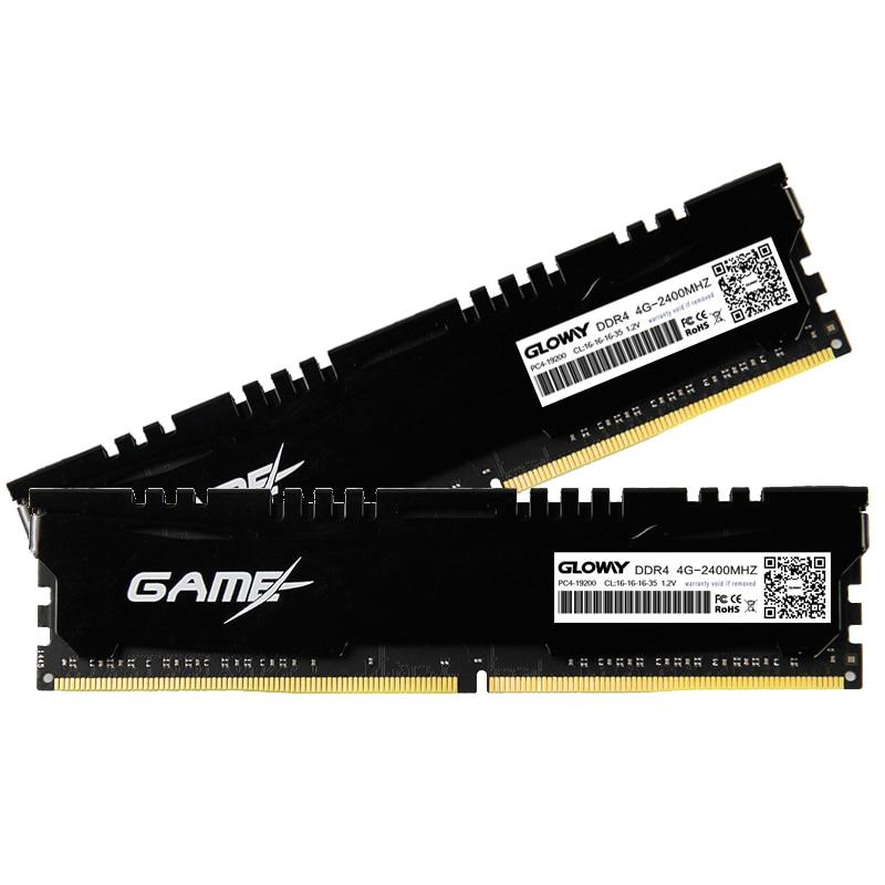 Высокая Скорость! ddr4 оперативной памяти ddr4 памяти ddr 4 2400 мГц DDR4 4 ГБ * 2 2400 мГц материнская плата памяти ddr4 8 ГБ * 2 2400 мГц с высокого качества