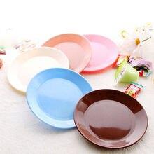 1 шт. кухня блюдо десертный ужин плиты столовая посуда небьющиеся 13 см миски Детские таблички