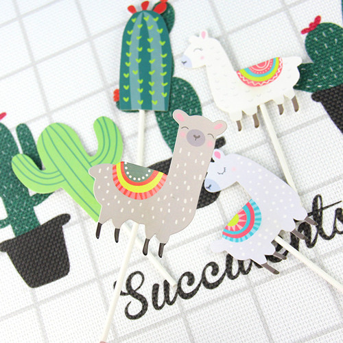 Cactus Centerpiece Stick Girl Cactus Party Decor Cactus Baby Shower Cactus Girl Decor Cute Cactus Party Cactus Party Supplies Llamas