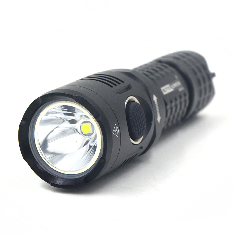 Portable USB LED Flashlight Mini Rechargeable LED Torch Pocket Tactical Flash Light For Bike Camping Hunting With 18650 Battery