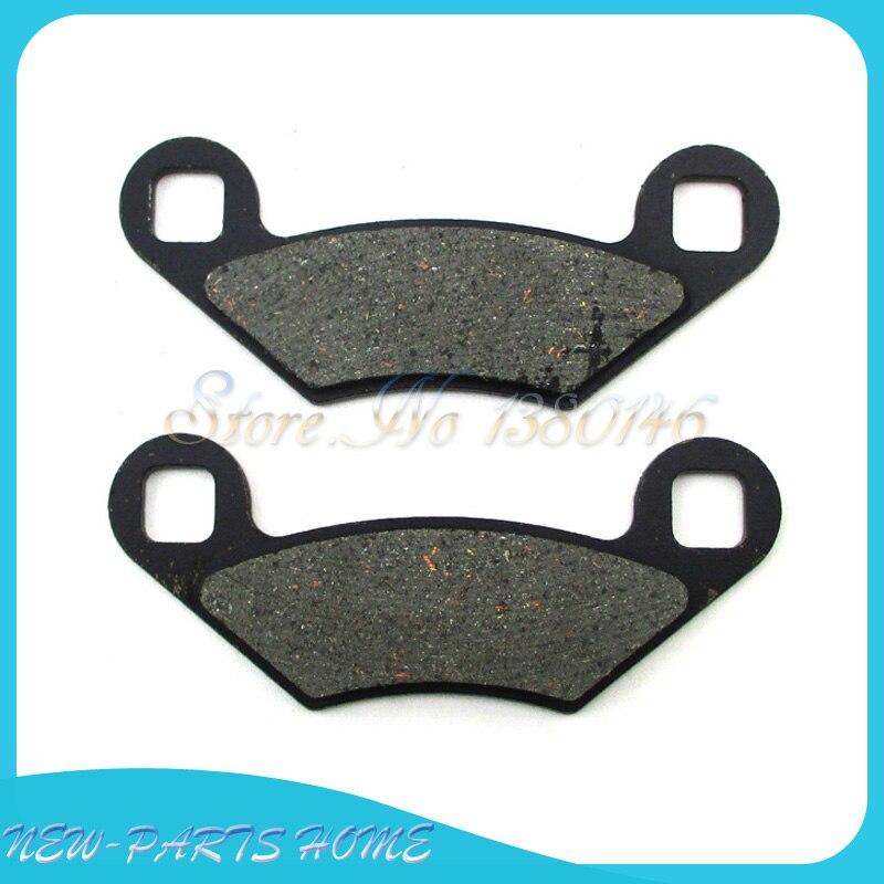 2010 2011 2012 2013 Polaris 850 XP Sportsman Front /& Rear Brakes Brake Pads