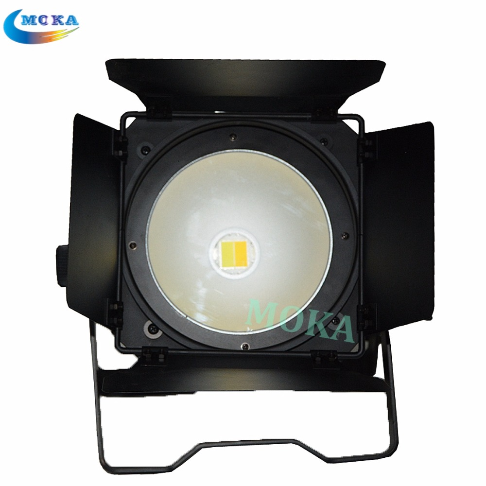 Image 5 - 2 pcs/lot High quality 200W Warm White/Cool White Par Can led par light dmx cob par light led Surface light for stage background-in Stage Lighting Effect from Lights & Lighting
