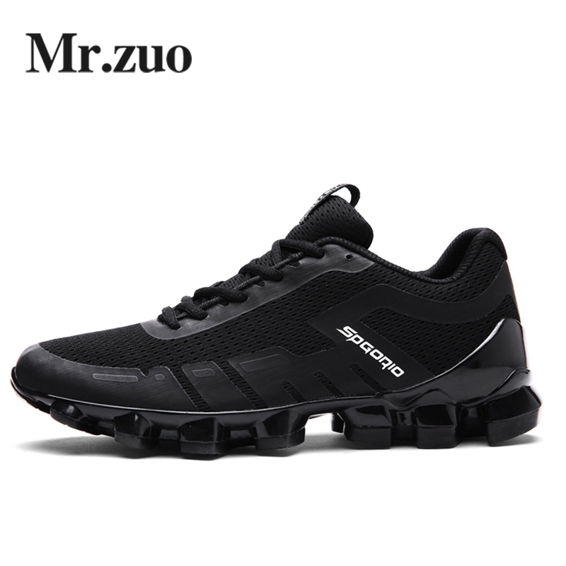 Winter Men Sneakers 2017 Running Shoes For big Men Professional Blade fighter Sport Sneakers Shoes Jogging Shoes Runner Trainer