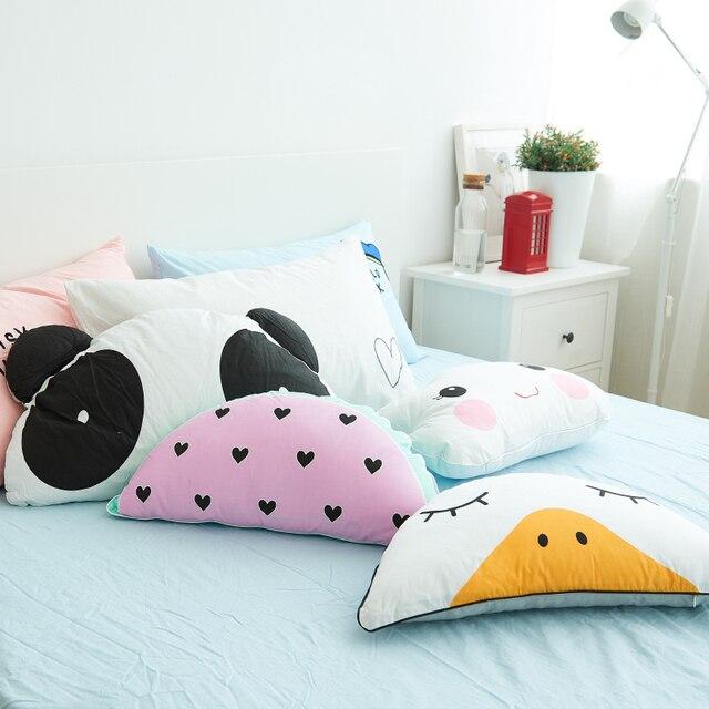 Ins Kinder Mit Kissen Kissen Baumwolle Niedliche Kissen Abnehmbare
