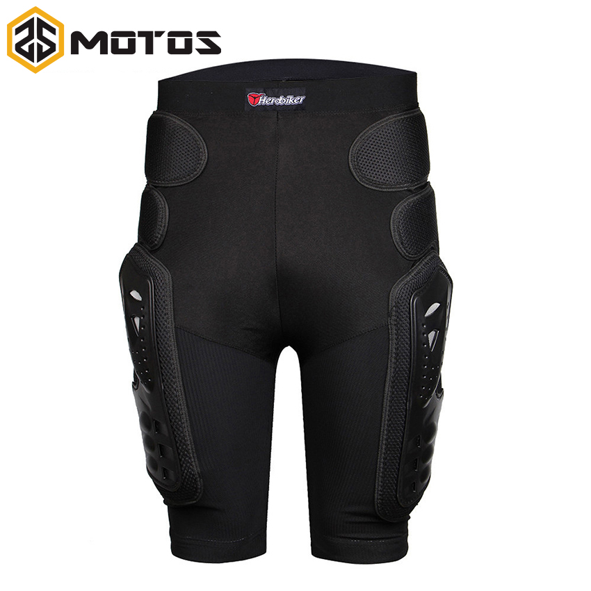 ZS MOTOS HEROBIKER Overland motocross protector Motorcycle Skiing Armor Pants Leg Ass Protection Riding Racing Equipment