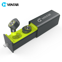 VONTAR V9 TWS Magnetic Mini Wireless Earbuds Twins Earphone Bluetooth 4 2 Headphone With Battery Case