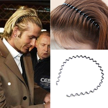 Hot Sale Wave Shape Hair Clip Women And Handsome Men Beauty modeling t