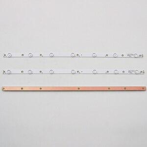 Image 1 - New 1set=3PCS 7LED 620mm LED backlight strip for KDL 32R330D 32PHS5301 32PFS5501 LB32080 V0 E465853 E349376 TPT315B5