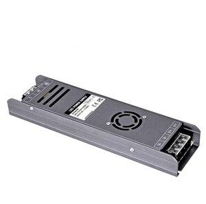 Image 1 - 400 واط 24 فولت امدادات الطاقة AC220v إلى DC12V / DC24V led امدادات الطاقة 12 فولت smps 33A /16.7A 400 واط 33a 12 فولت تحويل التيار الكهربائي