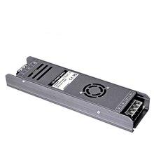 400W 24V AC220v To DC12V/DC24Vแหล่งจ่ายไฟLed 12V Smps 33A /16.7A 400W 33a 12V Switching Power Supply