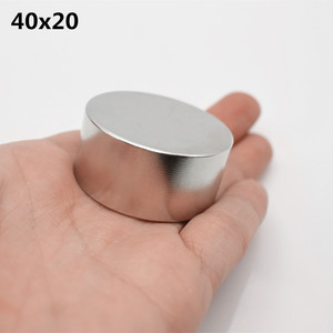 Image 5 - N52 Neodymium magnet 50x30 mm super strong magnets 40x20mm round powerful permanent magnetic Rare Earth NdFeb HOT gallium metal