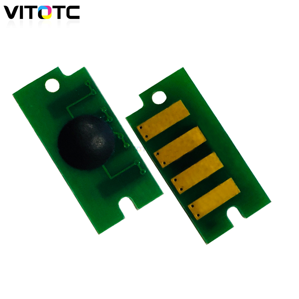US $13 15 11% OFF|Cartridge Chip For Dell C1760nw C1765nf C1765nfw Color  Laser Printer 3320407 3320410 3320409 3320408 Toner Reset Refill Chips-in
