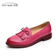 Brogues Ladies Shoes Yinzo