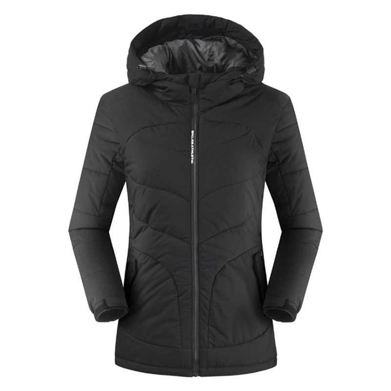 Winter Ski Jacke Frauen Hohe Qualität Ski Jacke Schnee Warme Wasserdichte Winddicht Skifahren Snowboarden Weibliche Ski Jacken